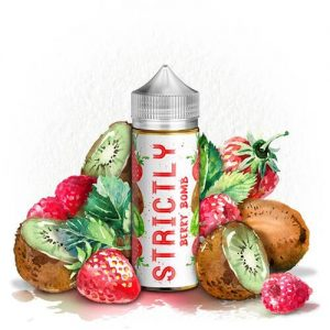 Strictly Liquids - Berry Bomb - 120ml / 0mg