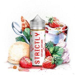 Strictly Liquids - Cream Dream - 120ml / 0mg