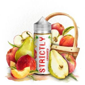 Strictly Liquids - Orchard - 120ml / 0mg