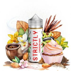 Strictly Liquids - Overgrown - 120ml / 0mg