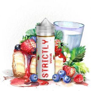 Strictly Liquids - Venom - 120ml / 0mg