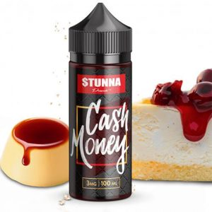 Stunna Brand - Cash Money - 100ml / 3mg