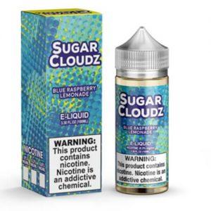 Sugar Cloudz eJuice - Blue Raspberry Lemonade - 100ml / 0mg