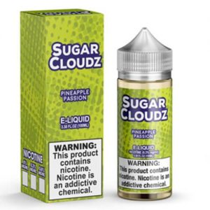 Sugar Cloudz eJuice - Pineapple Passion - 100ml / 0mg