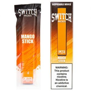 Switch Mods - Disposable Vape Device - Mango - 1.3ml / 50mg