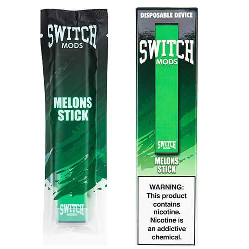 Switch Mods - Disposable Vape Device - Melon - 1.3ml / 50mg