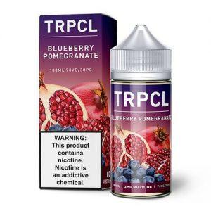 TRPCL 100 eJuice - Blueberry Pomegranate - 100ml / 0mg