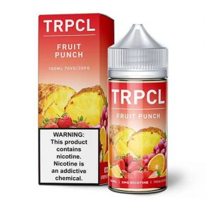 TRPCL 100 eJuice - Fruit Punch - 100ml / 0mg