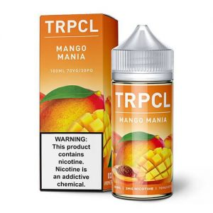 TRPCL 100 eJuice - Mango Mania - 100ml / 0mg