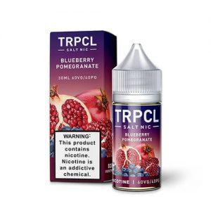 TRPCL 100 Salts - Blueberry Pomegranate Nic Salt - 30ml / 50mg