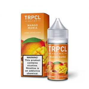 TRPCL 100 Salts - Mango Mania Nic Salt - 30ml / 25mg