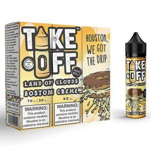 Take Off eLiquid - Boston Creme - 60ml / 0mg