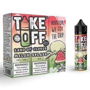 Take Off eLiquid - Melon Splash - 60ml / 0mg