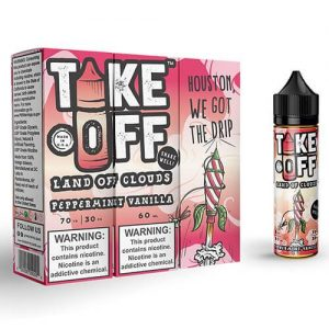 Take Off eLiquid - Peppermint Vanilla - 60ml / 3mg