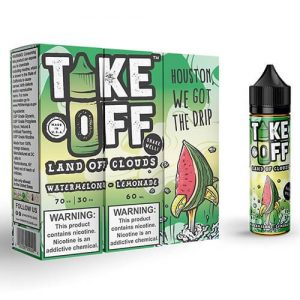 Take Off eLiquid - Watermelon Lemonade - 60ml / 3mg