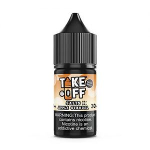 Take Off eLiquid SALTS - Apple Strudel - 30ml / 30mg