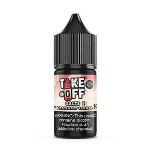 Take Off eLiquid SALTS - Peppermint Vanilla - 30ml / 45mg