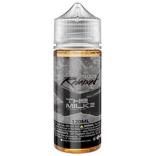 Teleos Juice Remixed - The Milk 2 - 120ml / 6mg