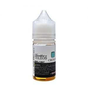 Teleos Salt - Crunch - 30ml / 15mg
