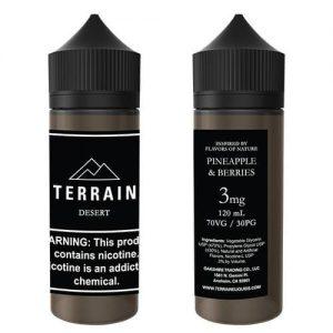 Terrain E-Liquids - Desert - 120ml / 3mg