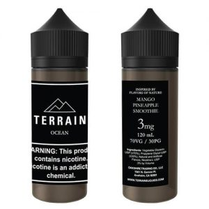 Terrain E-Liquids - Ocean - 120ml / 3mg