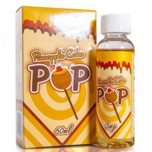 The Drip Company eJuice - Pineapple Cake Pop - 60ml / 0mg