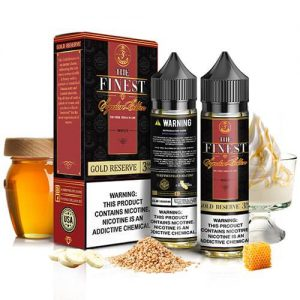 The Finest Signature Edition - Gold Reserve - 2x60ml / 0mg
