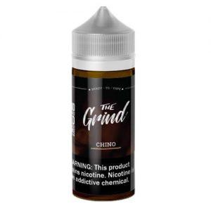 The Grind E-Liquids - Chino (Mochaccino) - 100ml / 3mg