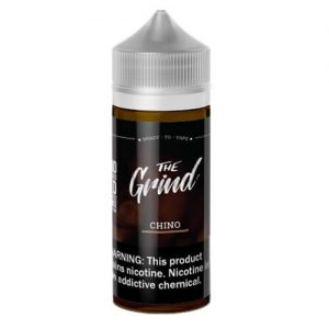 The Grind E-Liquids - Chino (Mochaccino) - 100ml / 0mg