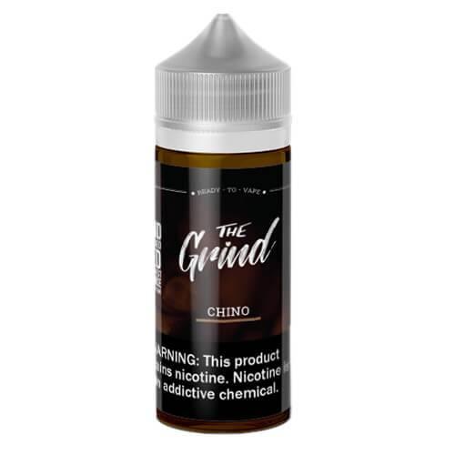 The Grind E-Liquids - Chino (Mochaccino) - 100ml / 0mg