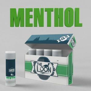 The Loon eCig - Reload Shot - Menthol (5 Pack) - 6mg