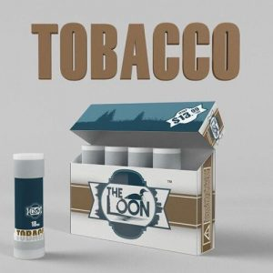 The Loon eCig - Reload Shot - Tobacco (5 Pack) - 6mg
