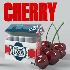 The Loon eCig - Reload Shot - Cherry (5 Pack) - 18mg