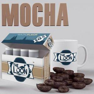 The Loon eCig - Reload Shot - Mocha (5 Pack) - 18mg