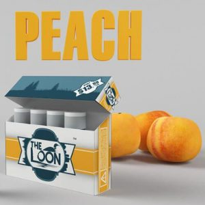 The Loon eCig - Reload Shot - Peach (5 Pack) - 18mg