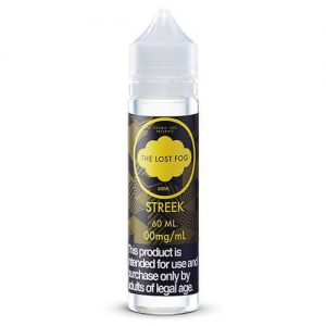 The Lost Fog Collection eJuice - Streek - 60ml / 0mg