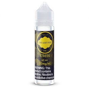 The Lost Fog Collection eJuice - Streek - 60ml / 3mg