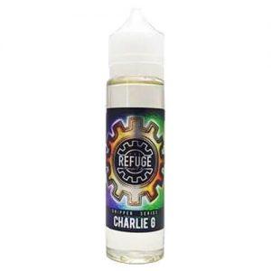 The Refuge Handcrafted E-Liquid - Charlie G - 30ml / 1mg