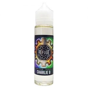 The Refuge Handcrafted E-Liquid - Charlie G - 120ml / 3mg