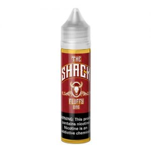 The Shack eJuice - Fluffy - 60ml / 0mg