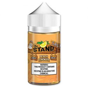 The Stand Salt E-Juice - Peach Lemonade - 30ml / 50mg