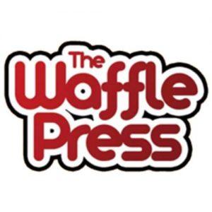 The Waffle Press eLiquid - Blue Press - 30ml / 0mg