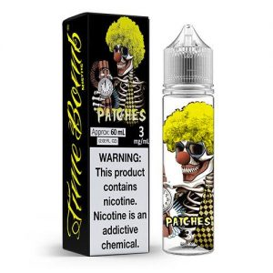 Time Bomb Misfits - Patches - 60ml / 0mg