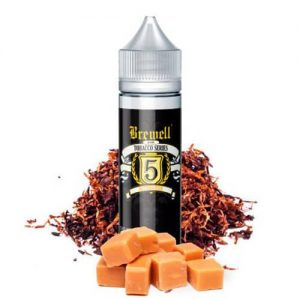 Tobacco Series by Brewell MFG - Butterscotch - 60ml / 0mg