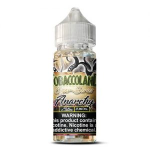 Tobaccoland Cigar Flavors by Vango Vapes - Anarchy - 120ml / 0mg