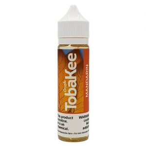 Tobakee by Crumbz eJuice - Mandarin - 60ml / 0mg