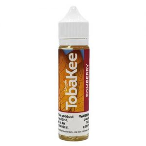 Tobakee by Crumbz eJuice - Pomberry - 60ml / 0mg