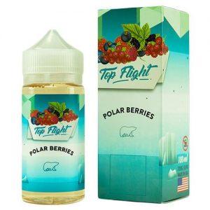 Top Flight eJuice - Polar Berries - 100ml / 0mg