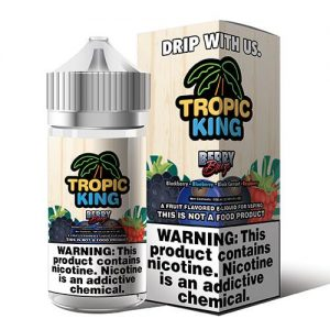 Tropic King eJuice - Berry Breeze - 100ml / 0mg