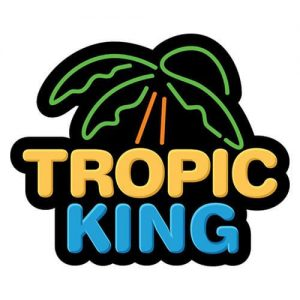Tropic King eJuice on Ice - Grapefruit Gust on Ice - 100ml / 0mg